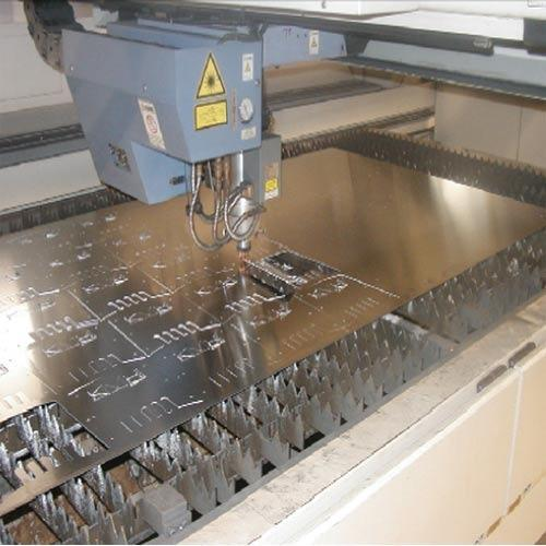Sheet Metal Cutting Services In Delhi Mundka By Spak