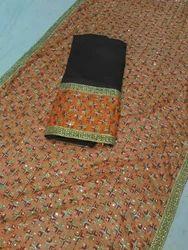 Phulkari Handwork Punjabi Suits