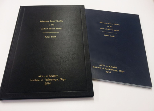 staples aberdeen dissertation binding