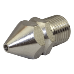 Stainless Steel Cleaning Nozzle