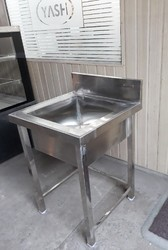 Square Single Unit Sink