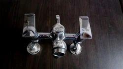 Bathroom Double Tap