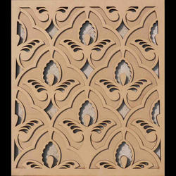 Modern Wooden Jali