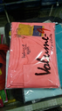 Printed V Neck T Shirt