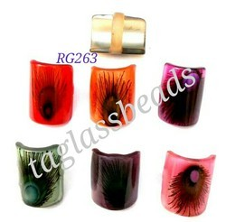 Resin Finger Rings