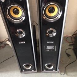 Intex Tower Speaker
