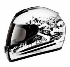 Ls2 - Full Face Helmet - Ff351 Lunatic