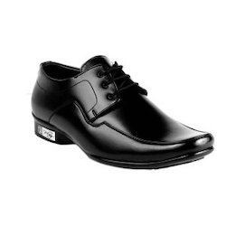 Men Play Black Formal Shoes