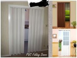 20 Colour Options Pvc Folding Doors Size Dimension 3 X 7