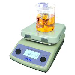 Magnetic Stirrer with Heating (550 degree C)