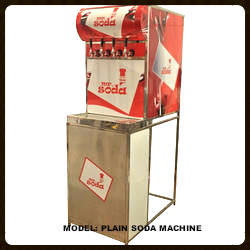 Plain Soda Vending Machine