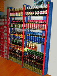 Display Racks for Wine Shops