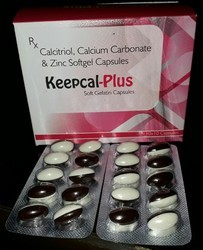 Keepcal Plus Softgel Cap