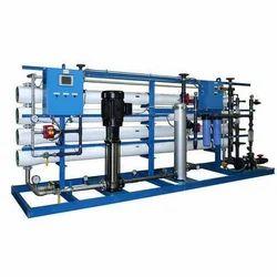 8000 LPH Reverse Osmosis Plant