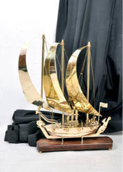 Brass Ship