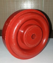 Plastic Trolly Wheel