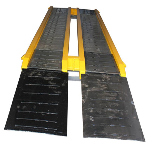 Electronic Pit Less Weighbridge