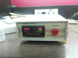 On line pH Meter