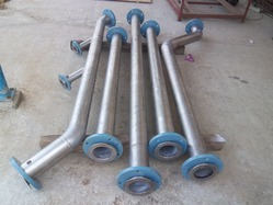 Titanium Piping