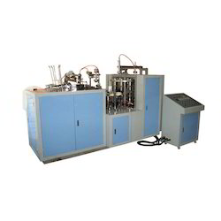 Automatic Paper Cup and Glass Forming Machine, Voltage: 220 V