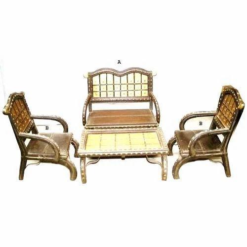 Rajasthani Jodhpur Sofa Set At Rs 15000 Set Designer