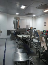 Cream/paste/gel/ointment Filling Line Machine