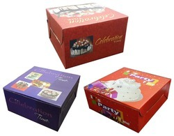 Multicolor Paper Offset Printed Boxes, For Food Item