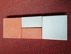 Rectangular Concrete Paver Block, Dimensions: 200x100x60mm