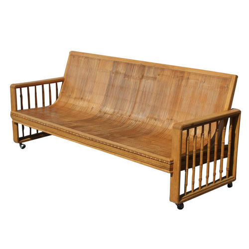Bamboo Sofa Couch