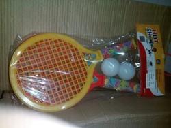 Baby Plastic Racket