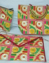 Ladies Embroidered Purse