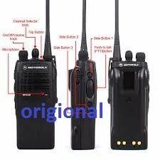 Motorola GP328-UHF Radio RDW99EX on