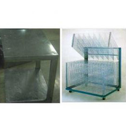 Stainless Steel Table Fabrication
