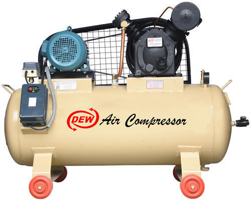 2 Hp 10 Hp 3 Hp Double Piston Air Compressor Rs 45000