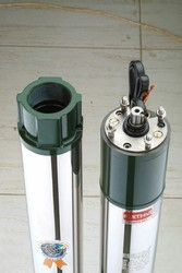 Single Phase Borewell Submersible Pump, 1 - 3 HP