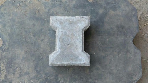 Cement Hydraulic I Shape Paver