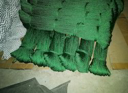 2 Mm Green Polyester Rope