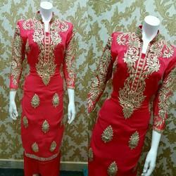 Gota Patti Red Suits