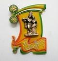 Hyperboles Radha Krishna Wall Hanging (High Quality Unbreakable)