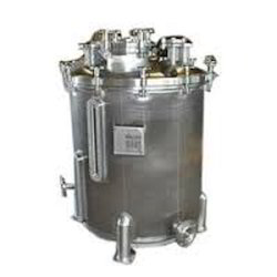 Chemical Vessel - Liquid Stirring Vessel Manufacturer from Ambarnath