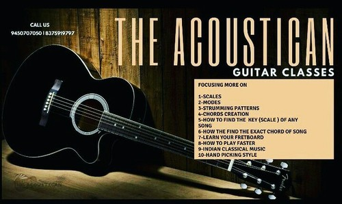The Acoustican Guitar Classes - Guitar Classes Services (Best Guitar ...
