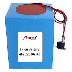 Lithium-Ion Battery Pack 48.1V 22500mAh