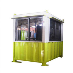 Guard Security Cabins