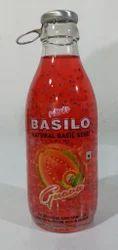 Guava Basil Seed Juice, Packaging Type: Bottles
