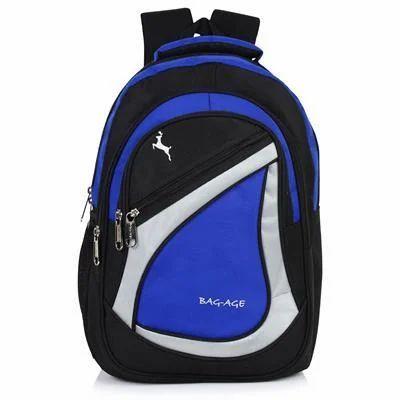 136f058c3c2 School Bags at Rs 100  piece   स्कूल बस्ता, स्कूल ...