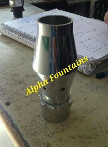 Fountain nozzle foam jet manufacturer from new delhi