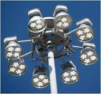 High Mast Light Fitting Services