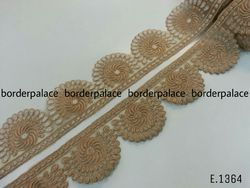Fancy Embroidered Lace