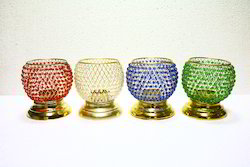 Beads Tea Light Holder