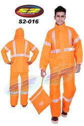 S2 Reflective Rain Suit